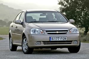 Foto Delantero Chevrolet Nubira Sedan 1999