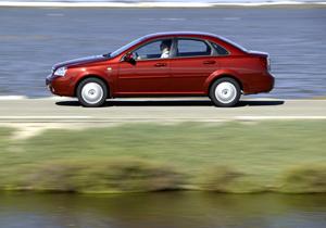 Foto Exteriores Chevrolet Nubira Sedan 1999
