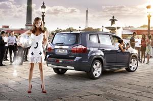 Chevrolet Orlando. Modularidad y maletero