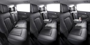 Chevrolet Orlando. Análisis plazas posteriores