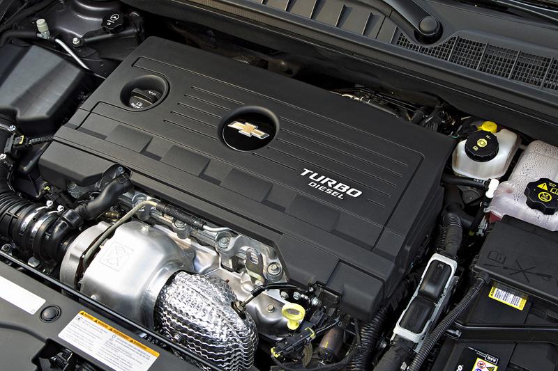 Foto Detalles Chevrolet Orlando Monovolumen 2010