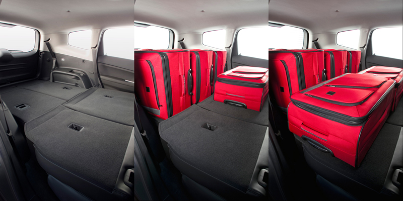 Interiores Chevrolet Orlando