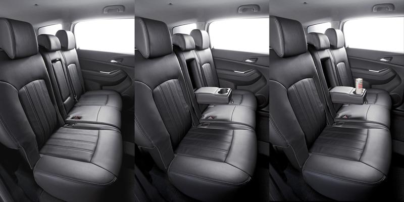 Foto Interiores Chevrolet Orlando Monovolumen 2010