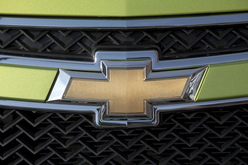 Foto Detalles Chevrolet Spark Dos Volumenes 2012