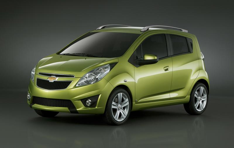 Foto Perfil Chevrolet Spark Dos Volumenes 2012