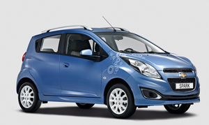 chevrolet spark-bubble 2013