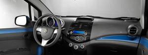 Foto Salpicadero Chevrolet Spark-bubble Dos Volumenes 2013