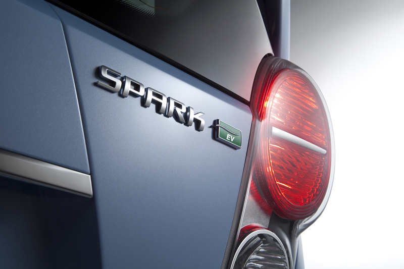 Foto Detalles Chevrolet Spark Ev Dos Volumenes 2012