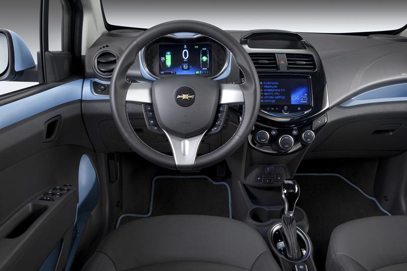Foto Salpicadero Chevrolet Spark Ev Dos Volumenes 2012