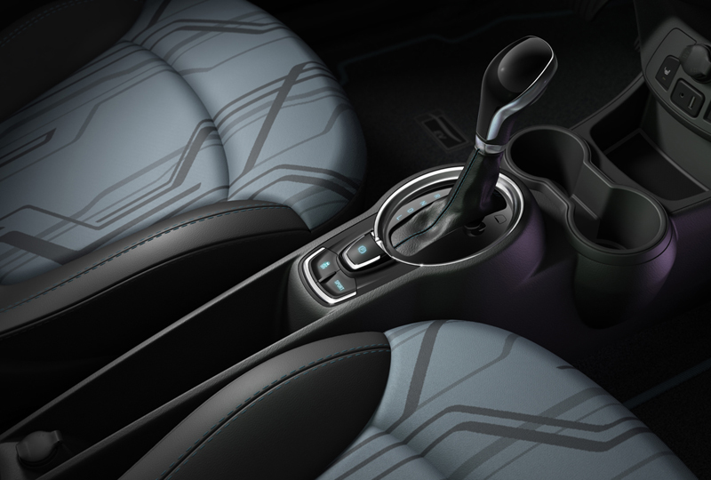 Foto Detalles Chevrolet Spark Ev Dos Volumenes 2013