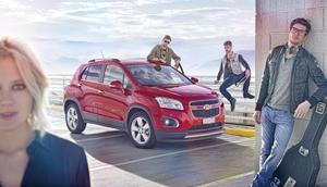 Foto Exteriores (11) Chevrolet Trax Suv Todocamino 2013