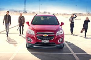 Foto Exteriores (12) Chevrolet Trax Suv Todocamino 2013