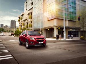 Foto Exteriores (4) Chevrolet Trax Suv Todocamino 2013