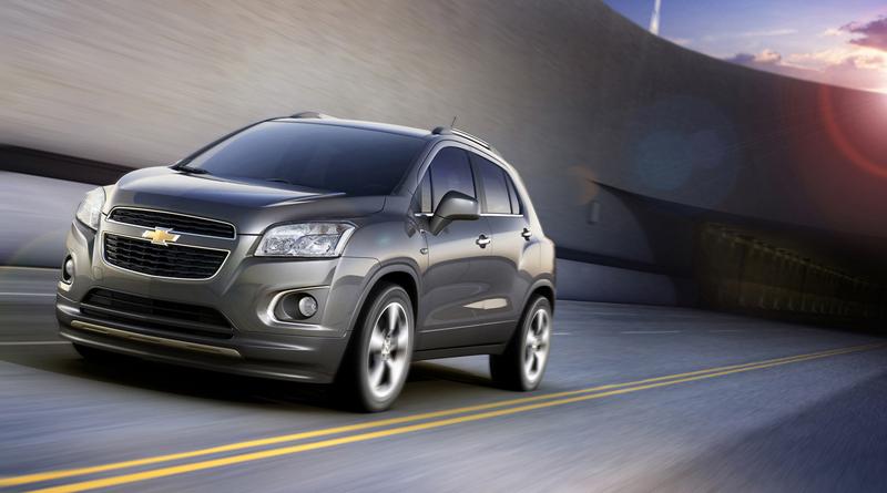 Foto Exteriores (2) Chevrolet Trax Suv Todocamino 2013