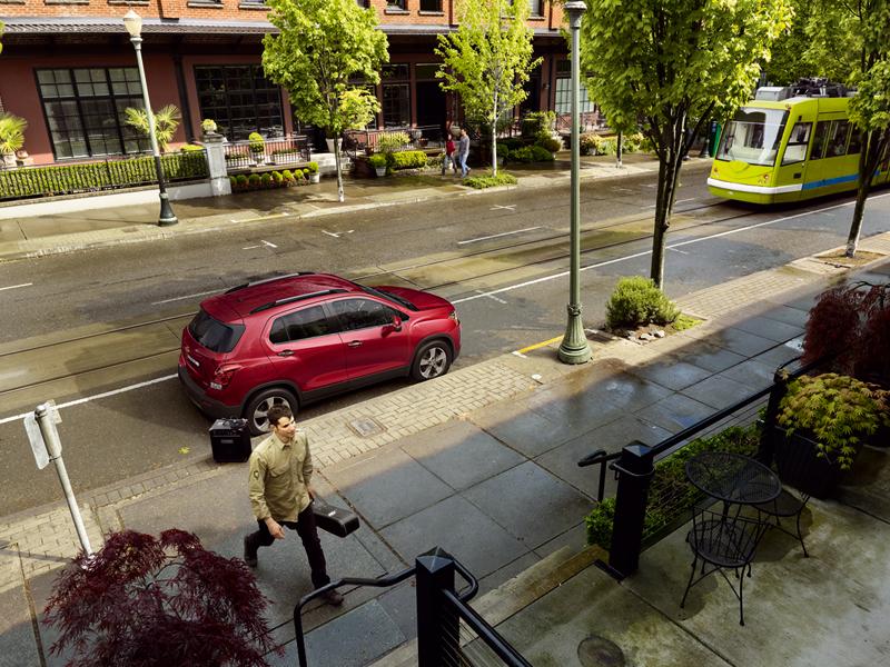 Foto Exteriores (20) Chevrolet Trax Suv Todocamino 2013