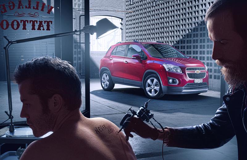 Foto Exteriores (8) Chevrolet Trax Suv Todocamino 2013