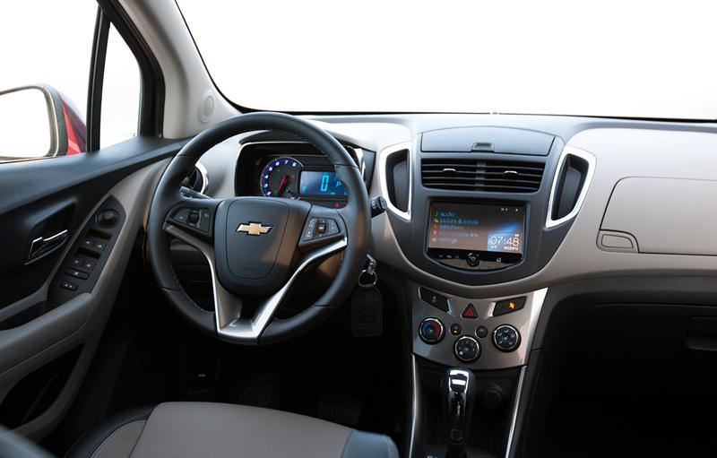 Foto Interiores (2) Chevrolet Trax Suv Todocamino 2013