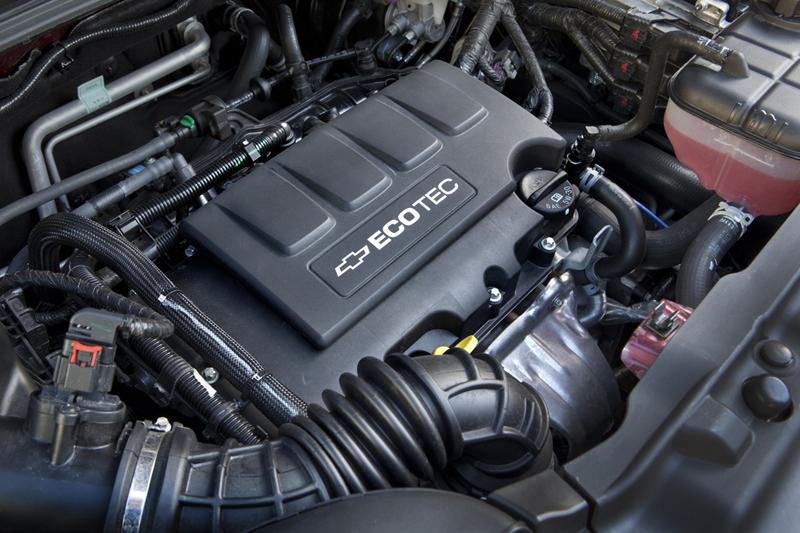 Foto Tecnicas Chevrolet Trax Suv Todocamino 2013
