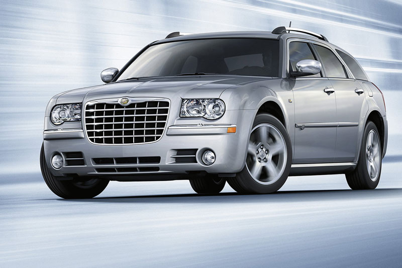 Foto Delantero Chrysler 300 Familiar 2008