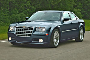 Foto chrysler 300 2008