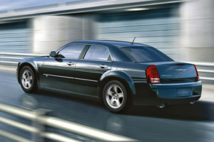 Foto Trasero Chrysler 300 Sedan 2008