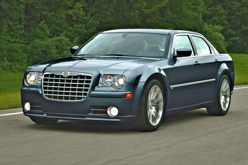 Foto Delantero Chrysler 300 Sedan 2008