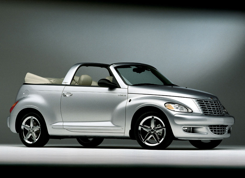 Perfil on 1999 Chrysler Pt Cruiser
