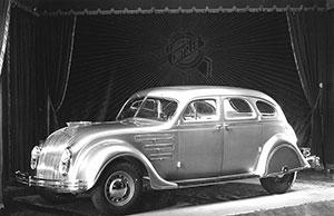Foto Delantera Chrysler Airflow Dos Volumenes 1936