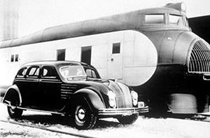 Foto chrysler airflow 1936