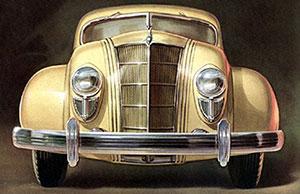 Foto Exteriores (2) Chrysler Airflow Dos Volumenes 1936