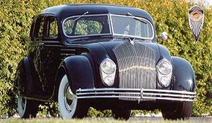 Foto Exteriores (3) Chrysler Airflow Dos Volumenes 1936