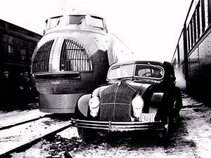 Foto Exteriores (6) Chrysler Airflow Dos Volumenes 1936