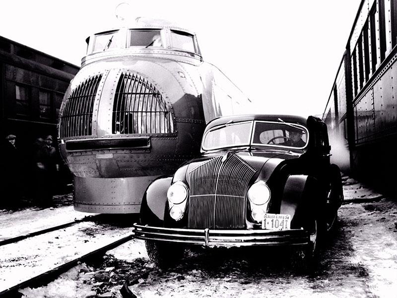 Foto Exteriores Chrysler Airflow Dos Volumenes 1936