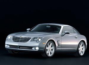 Foto Delantero Chrysler Crossfire Cupe 2007