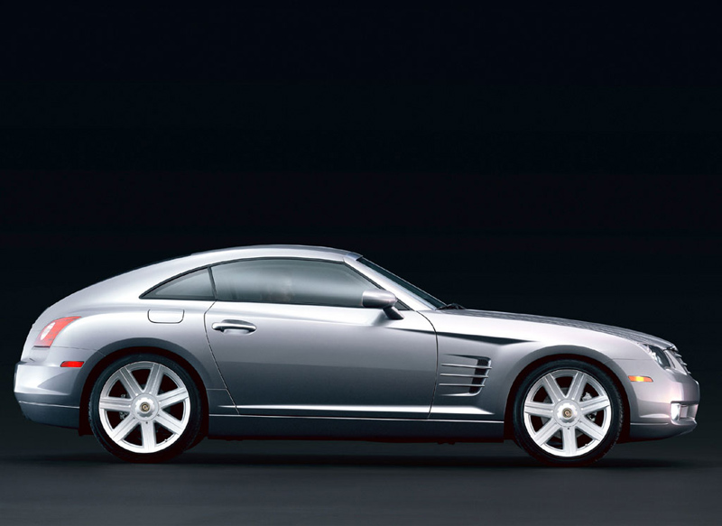Foto Perfil Chrysler Crossfire Cupe 2007