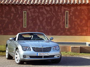 Foto Delantero Chrysler Crossfire Descapotable 2007