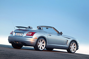 Foto Trasero Chrysler Crossfire Descapotable 2007