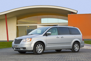 Foto chrysler grand-voyager 2008