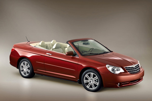 Foto Delantero Chrysler Sebring Descapotable 2008