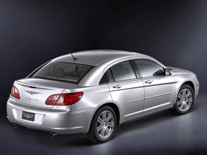 Foto Trasero Chrysler Sebring Sedan 2008