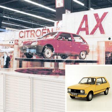 Citroën Ax Origen de la leyenda