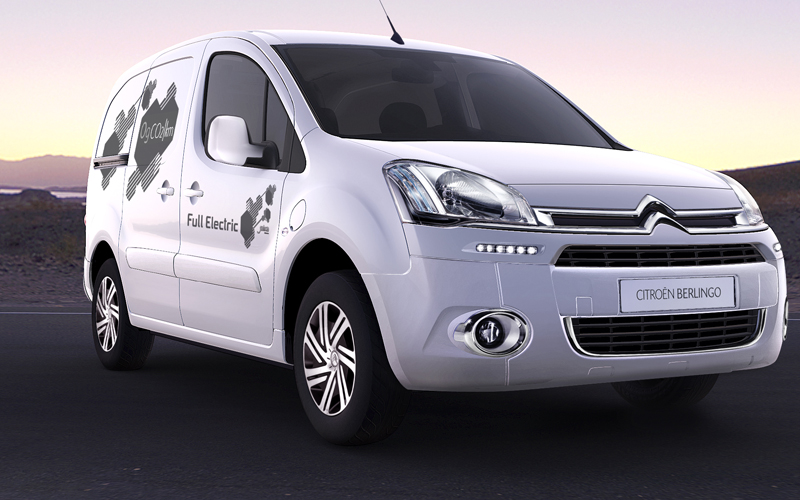 Foto Exterior Citroen Berlingo-electric Comercial 2014