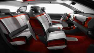 Foto Interiores (1) Citroen C-aircross Concept Suv Todocamino 2017