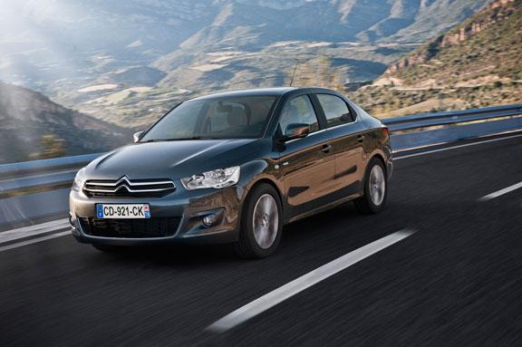 Nuevo Citroën C-Elysée 2012