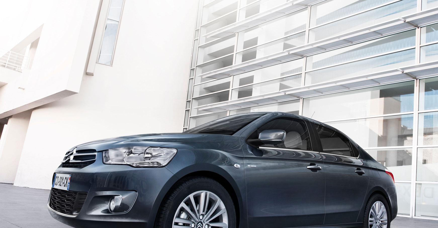 Foto Exteriores Citroen C Elysee Sedan 2012