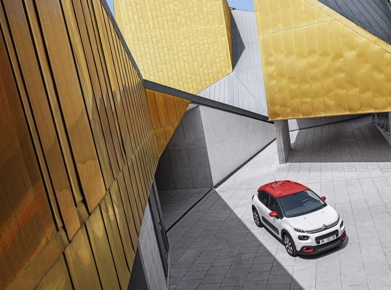 Citroën C3 2017 delantera