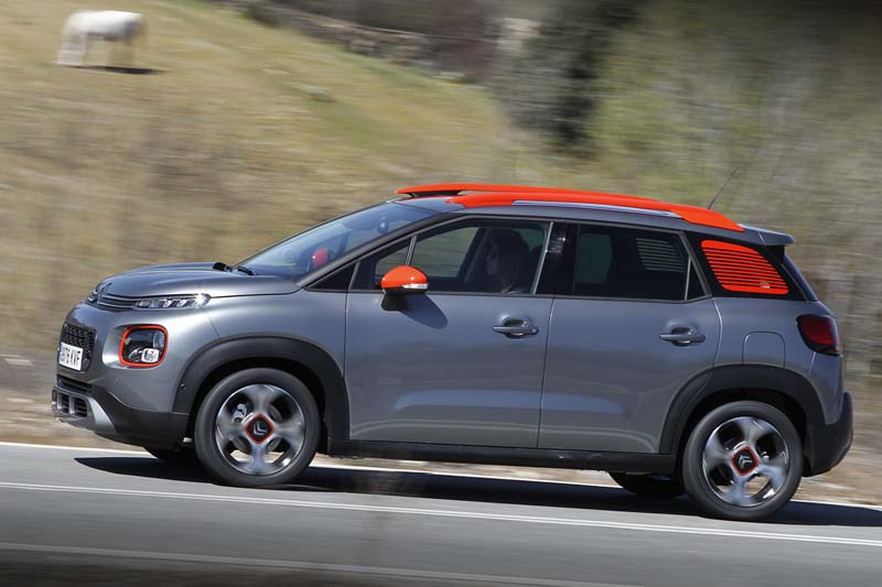 Citroën C3 Aircross BlueHDi 120 EAT6, prueba express