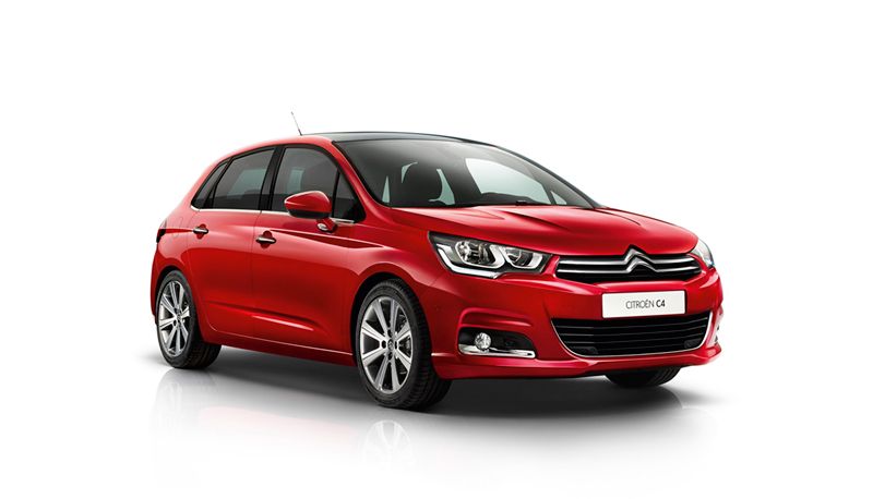 Citroën C4 Business 2015