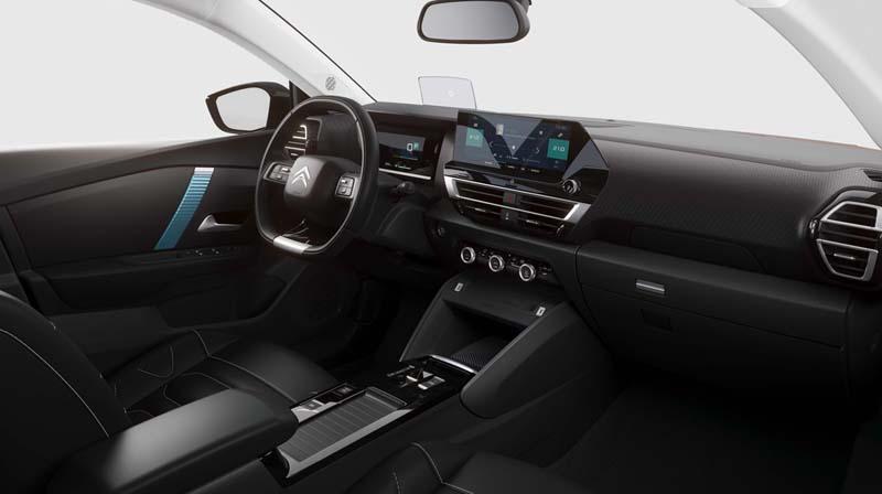 Foto Interiores Citroen C4 Dos Volumenes 2020