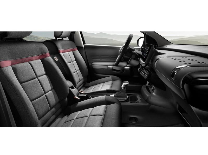 Foto Interiores Citroen C4 Cactus C Series Suv Todocamino 2020